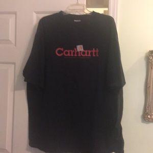 Carhartt short sleeve thick t-shirt